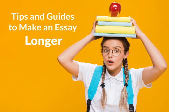 Make an Essay Longer