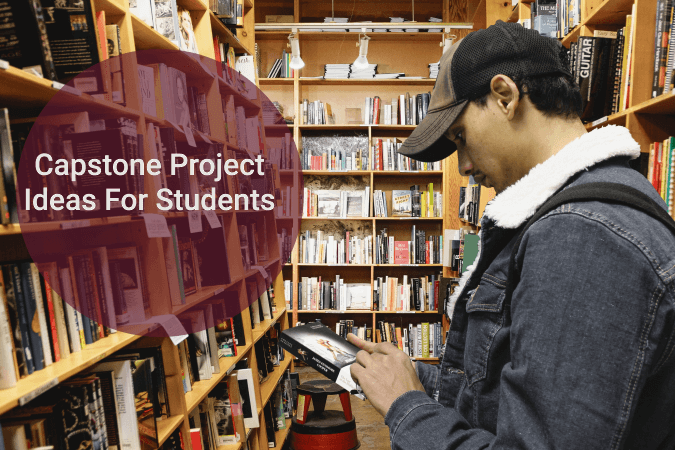 Capstone project ideas for students
