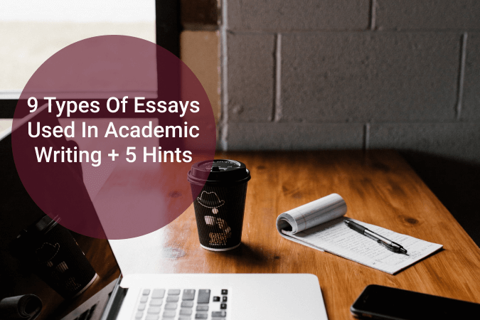 The Different Types of Essays